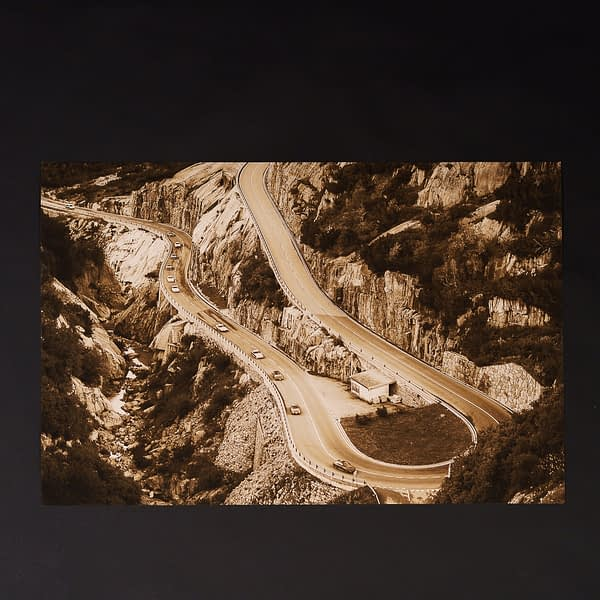 Grimselpass - Fine Art Hahnenmühle Print 60x40cm PhotoRag