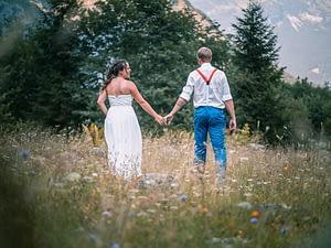Wedding photography switzerland by paedii luchs