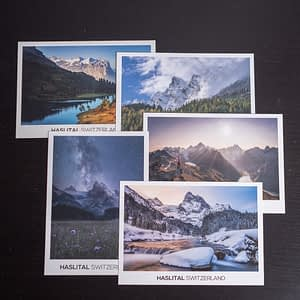 Postcards Haslital