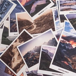 Postcards Surprize Collection bernese alps