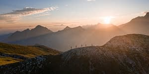 Trail Running Fotografie in Liechtenstein Paedii Luchs