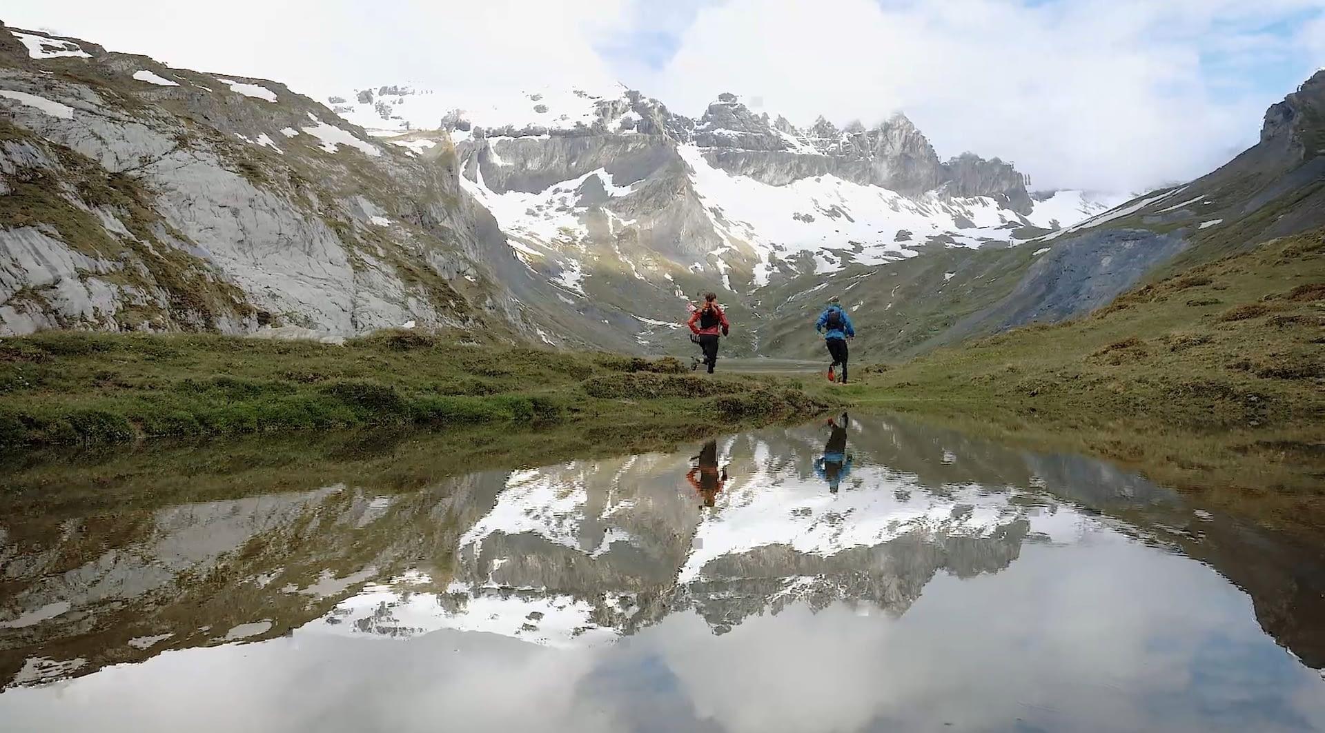 Trail Running Urs Baumgartner